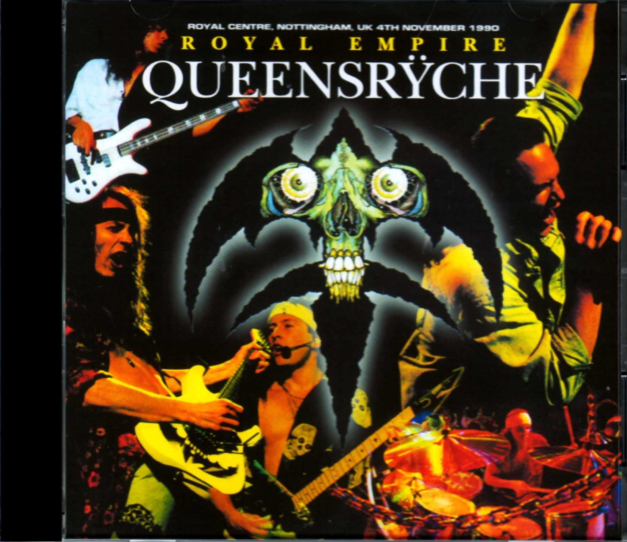 Queensryche クィーンズライク/UK 1990