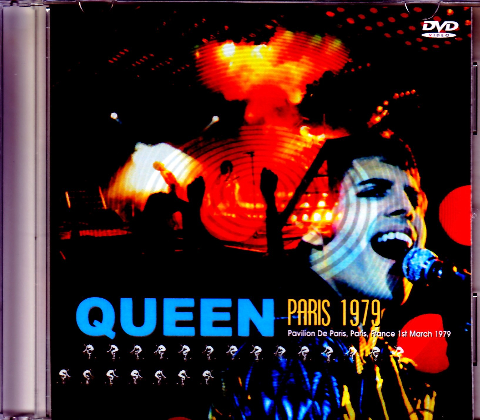 Queen クィーン/France 1979