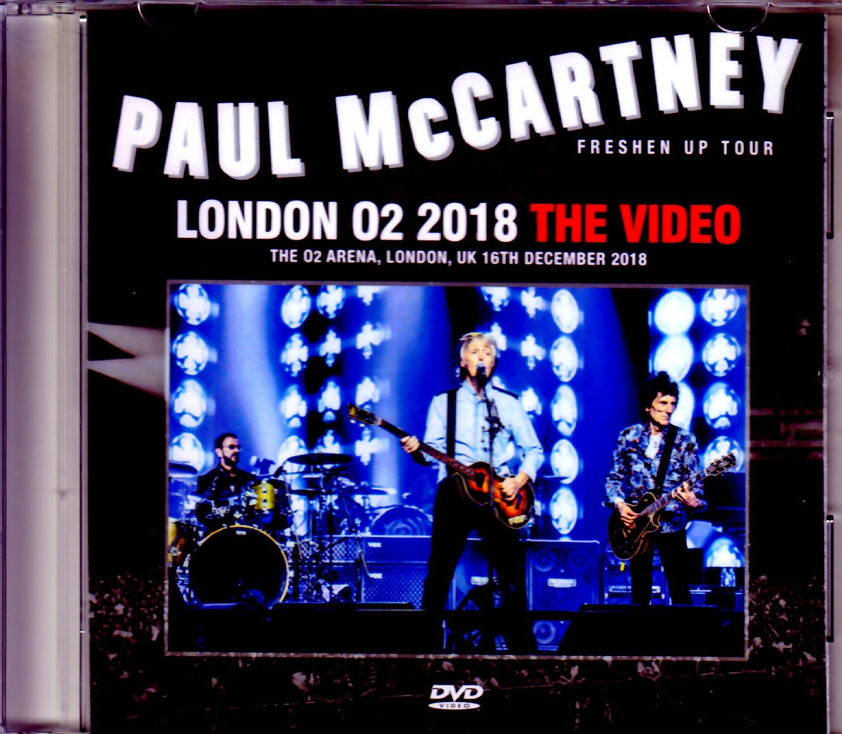 Paul McCartney ポール・マッカートニー/London,UK 2018 2 Recorder