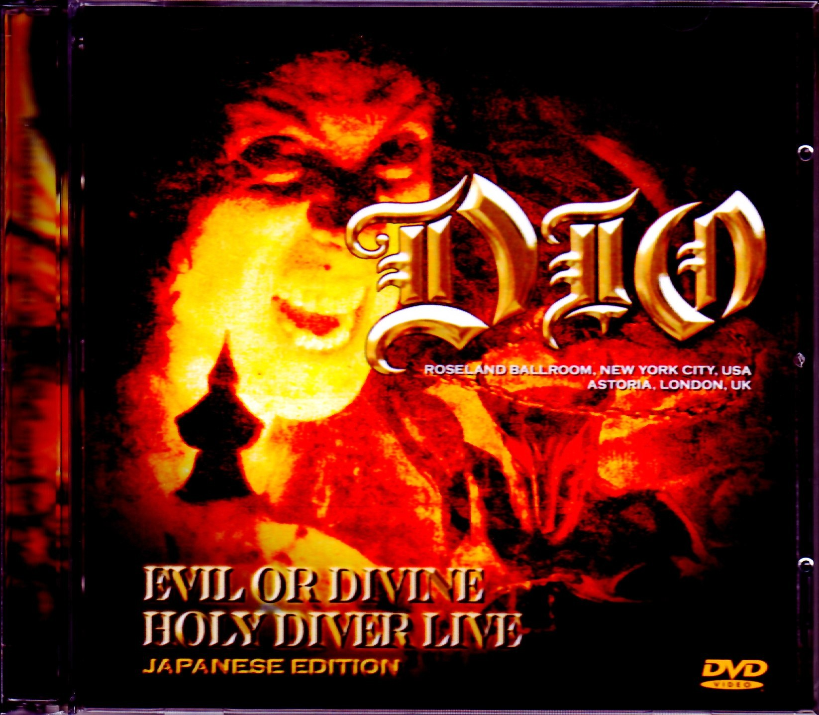 Dio ディオ/NY,USA 2002 Japanese Ver. & more