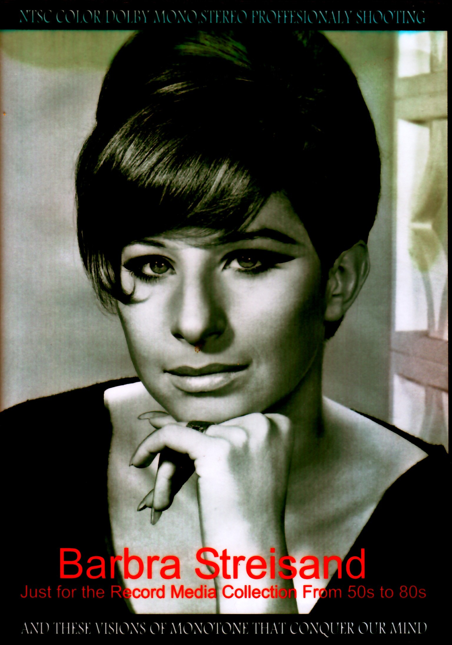 Barbra Streisand バーブラ・ストライサンド/Just for the Record Media Collection From 50s to 80s