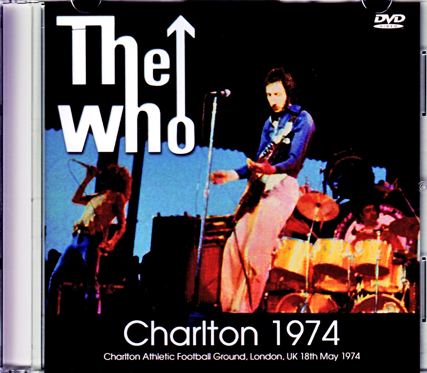 Who,The ザ・フー/London,UK 1974 2 Source Ver.