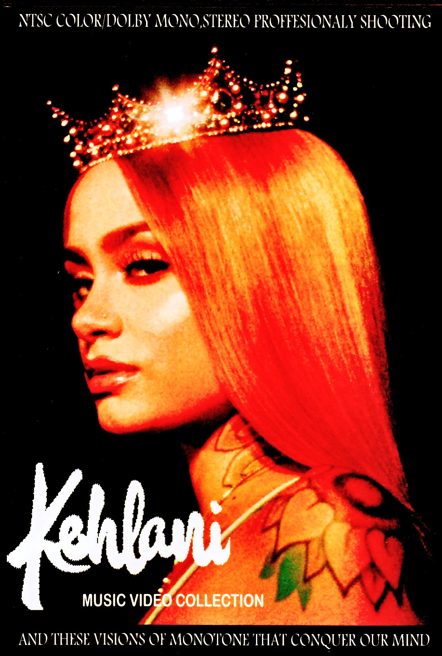 Kehlani ケラーニ/Music Video Collection