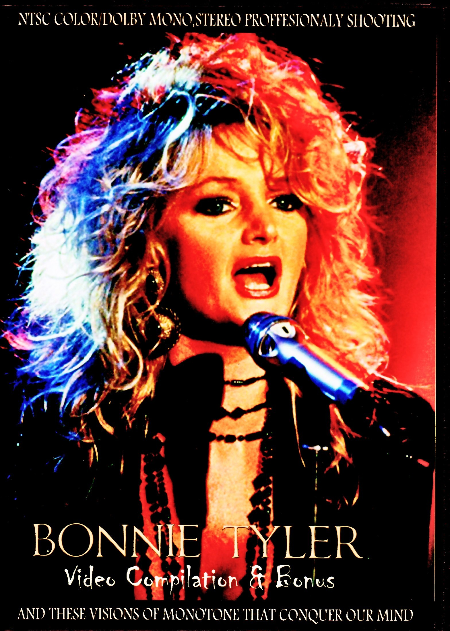 Bonnie Tyler ボニー・タイラー/Video Compilation & more