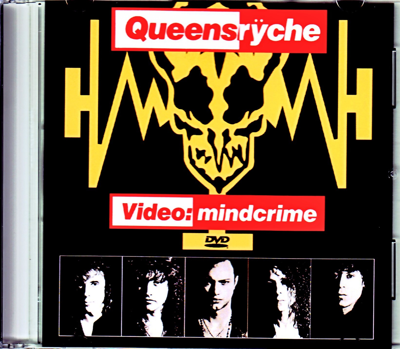Queensryche クィーンズライク/Video Mindcrime & more