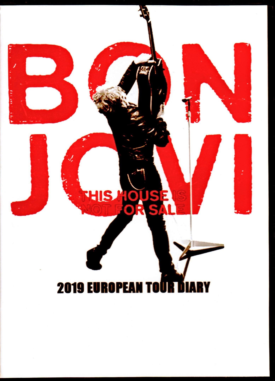 Bon Jovi ボン・ジョヴィ/Europe Tour Collection 2019