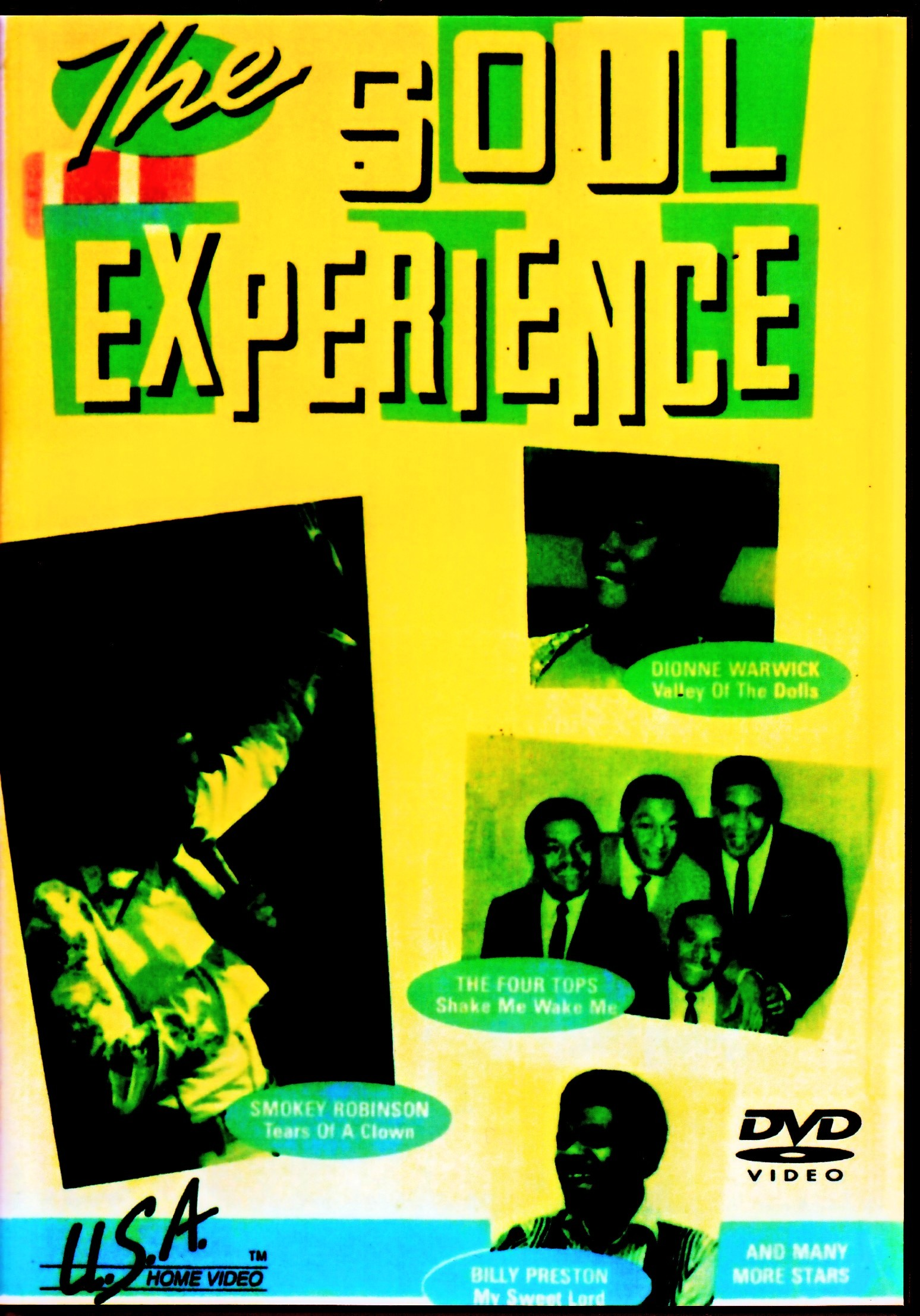 Various Artists Bill Withers,Staple Singers,Al Green,Curtis Mayfield,Billy Preston/Soul Experience