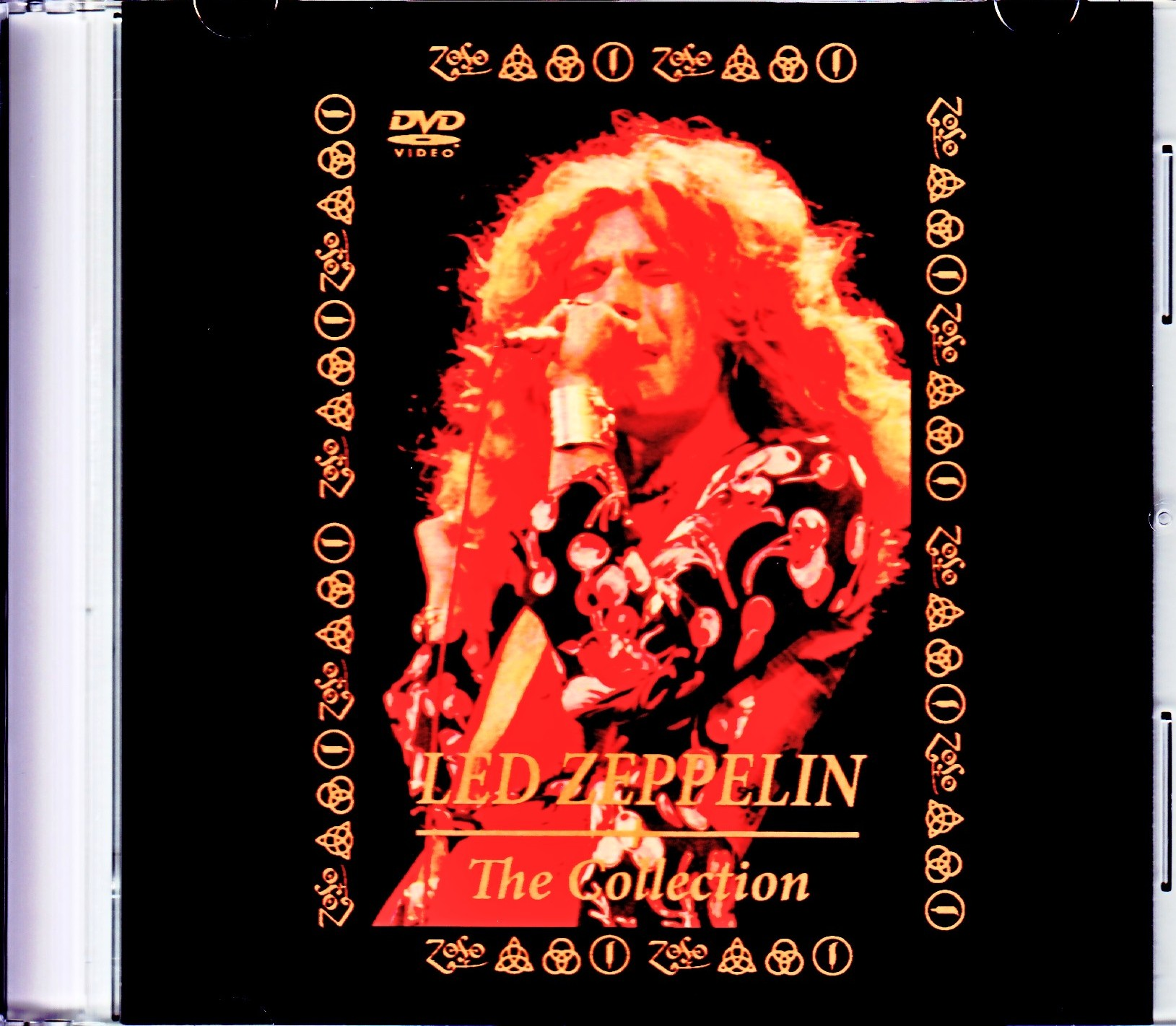 Led Zeppelin レッド・ツェッペリン/Video the Collection