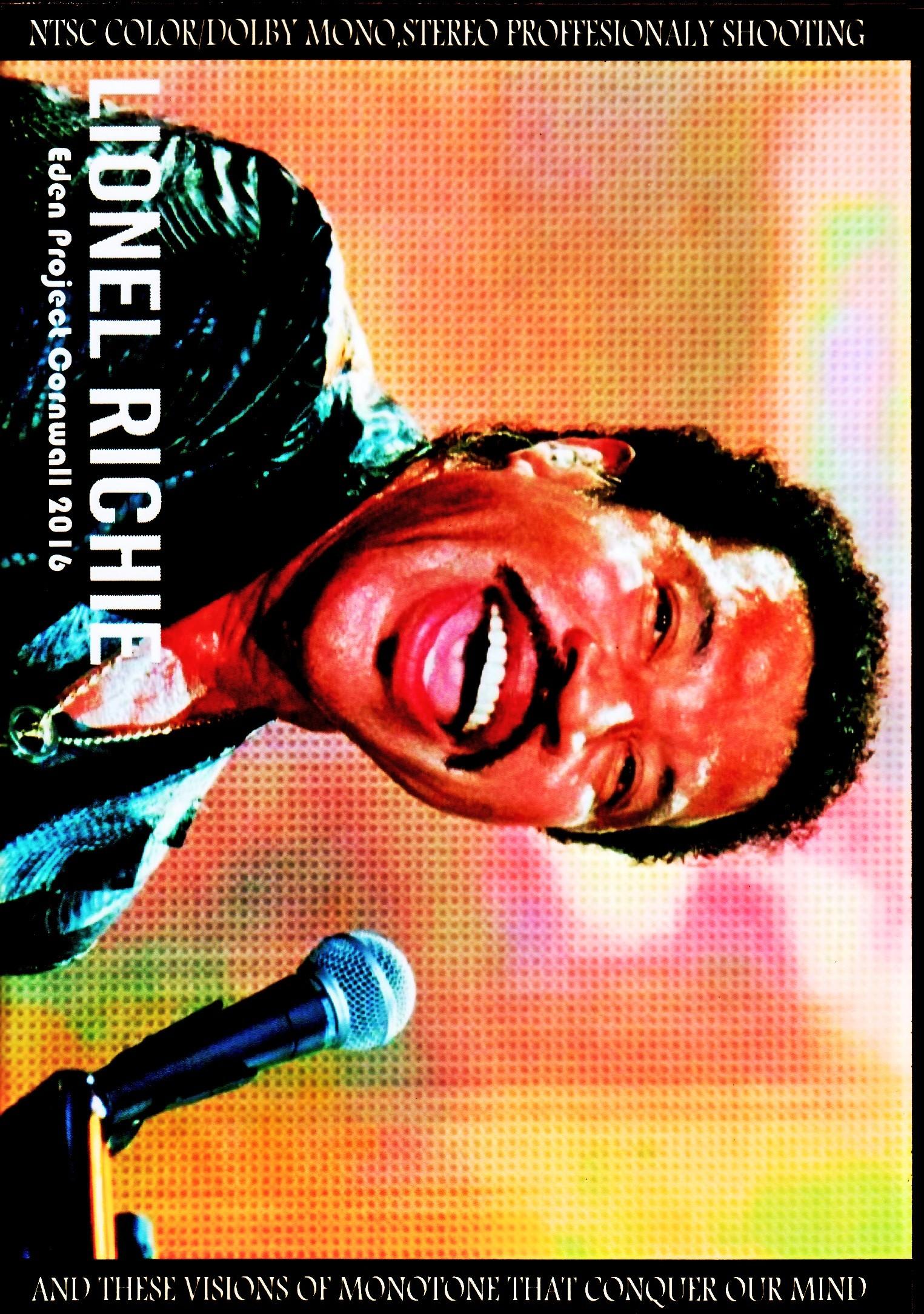 Lionel Richie ライオネル・リッチー/UK 2016