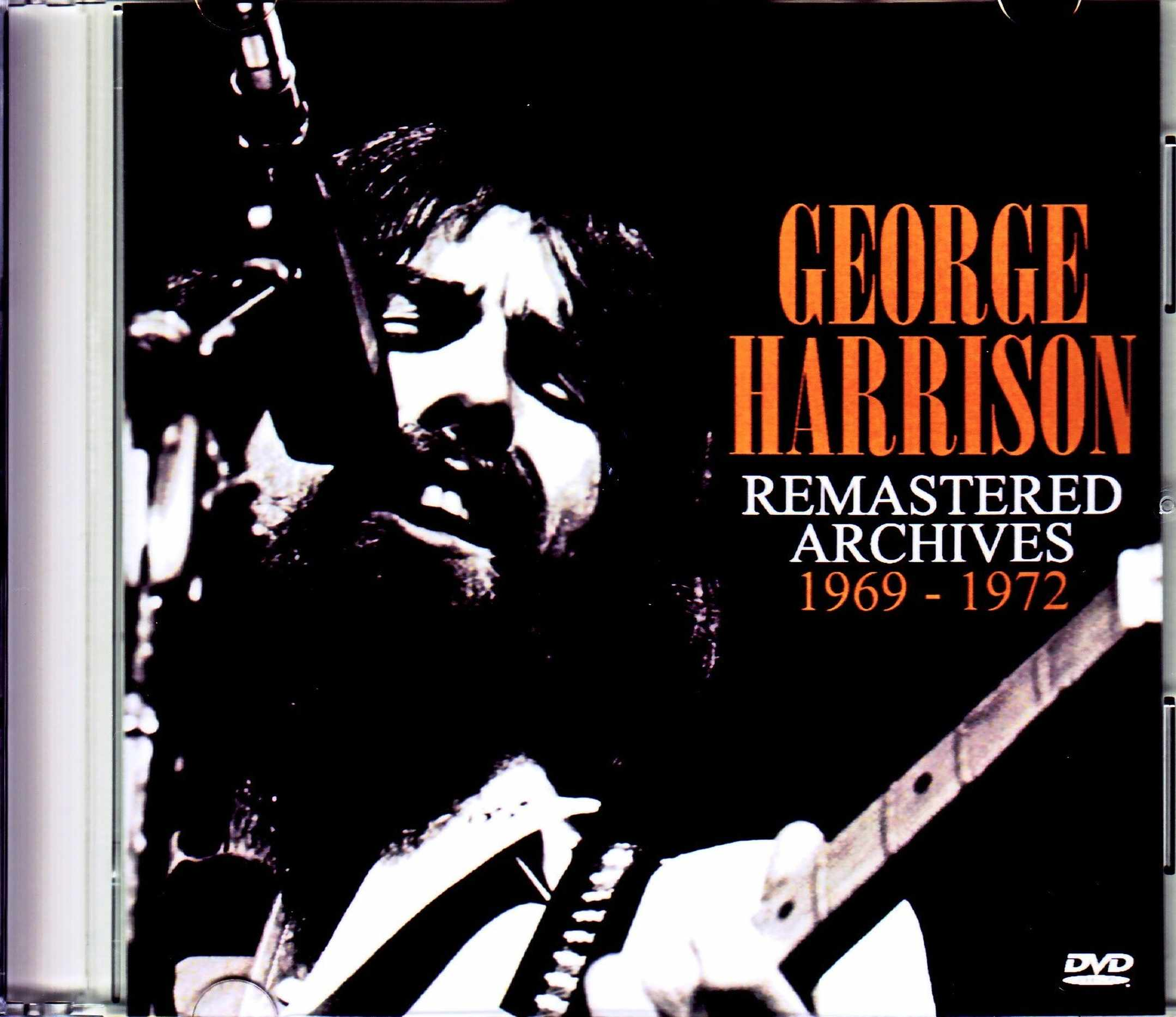 George Harrison ジョージ・ハリスン/Remastered Archives 1969-1972