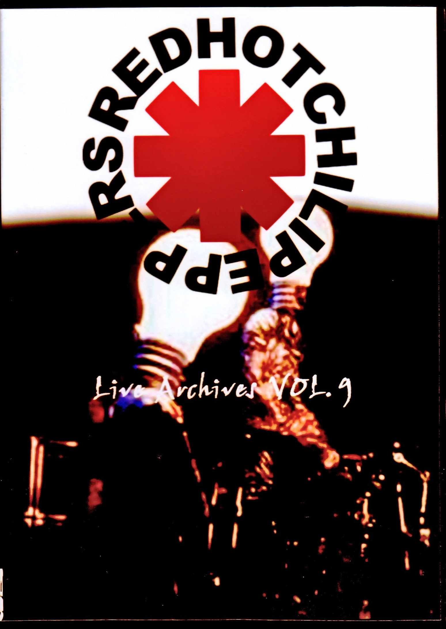 Red Hot Chili Peppers レッド・ホット・チリ・ペッパーズ/ライブ映像集 Vol.9