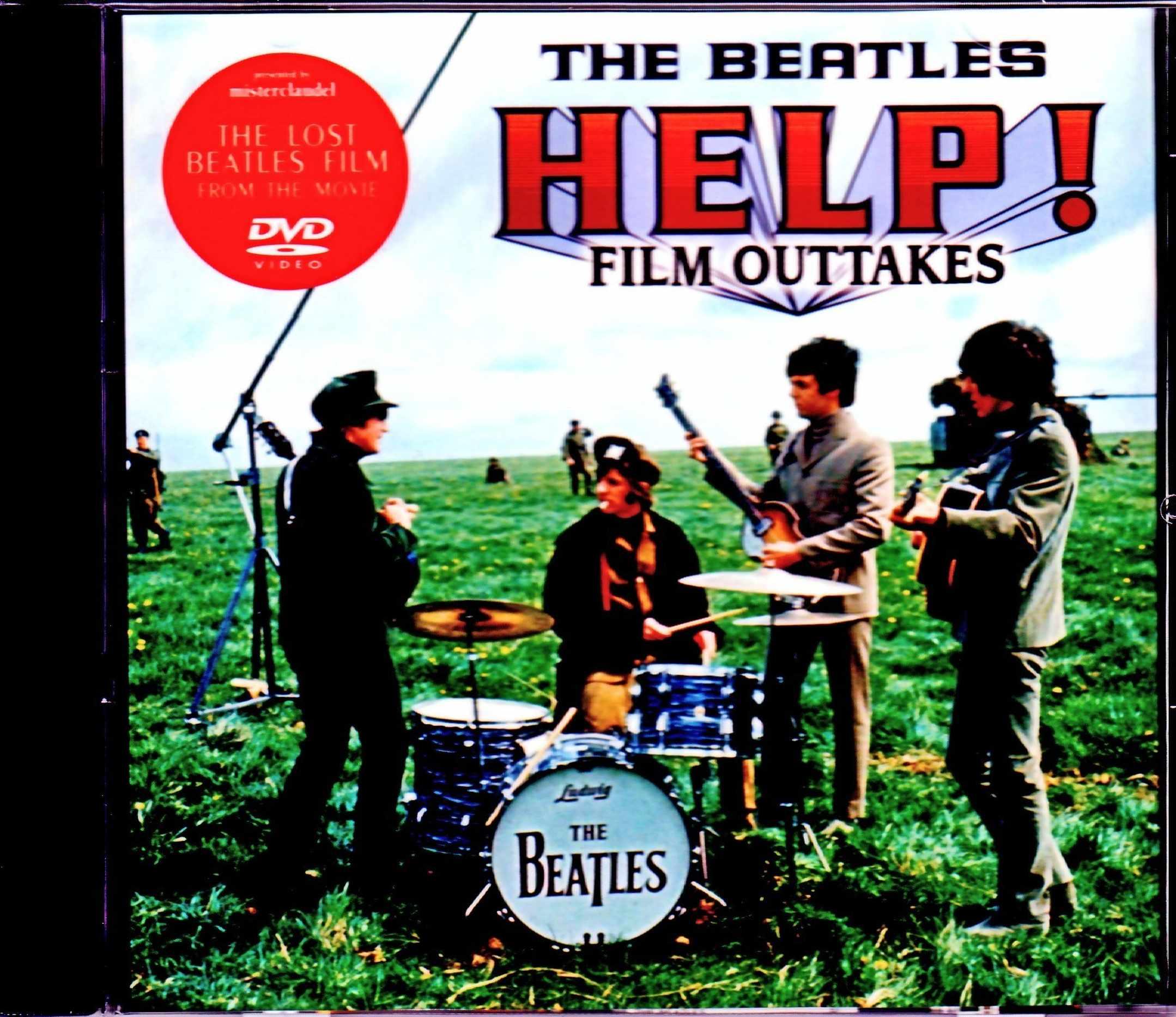 Beatles ビートルズ/ヘルプ!4人はアイドル Help! Lost Film