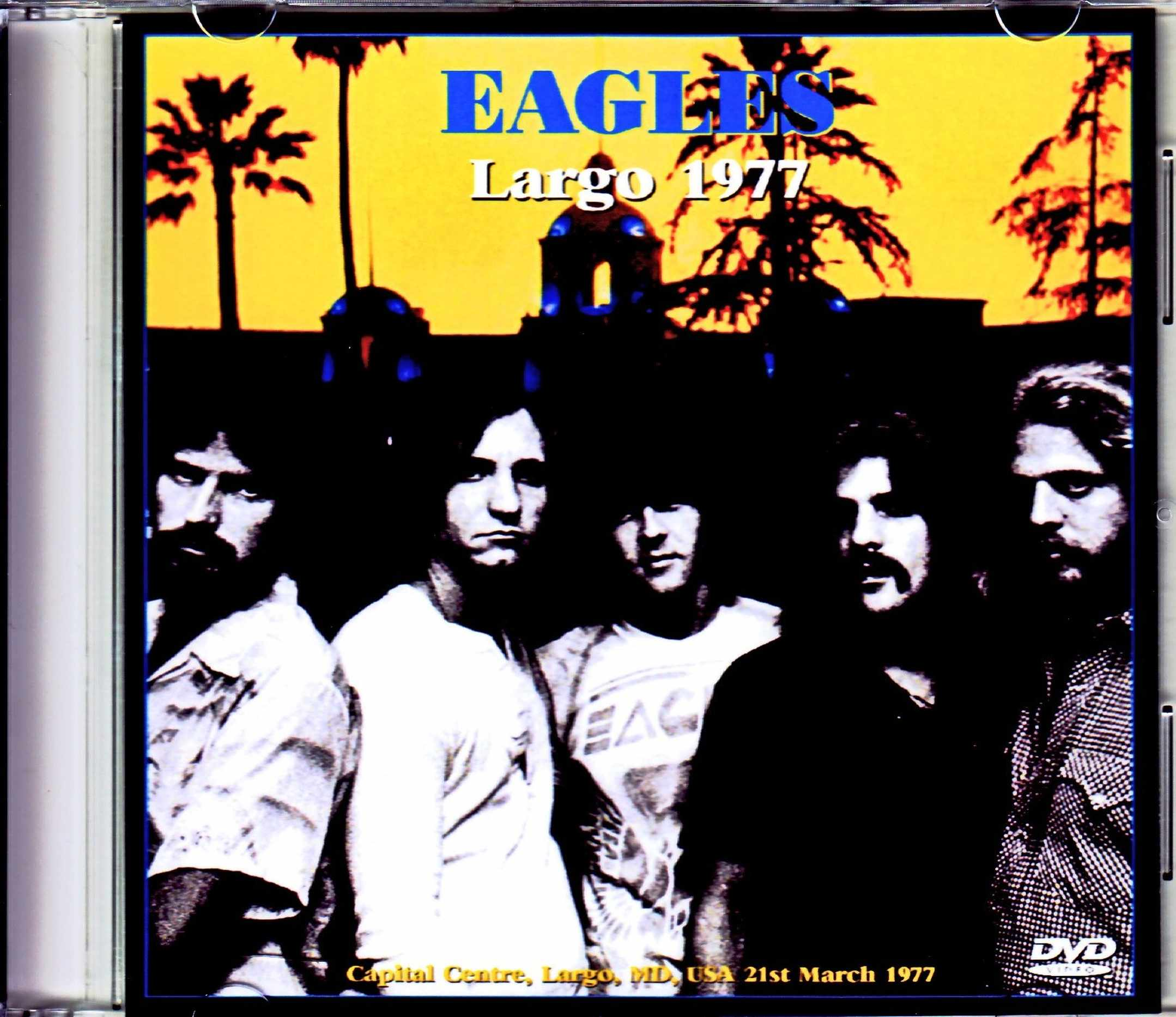 Eagles イーグルス/MD,USA 1977 & more