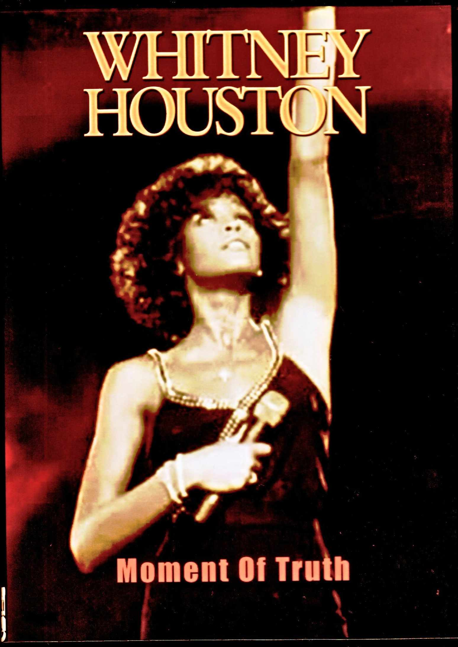 Whitney Houston ホイットニー・ヒューストン/殿堂入り記念映像集 横浜公演 1991年 他