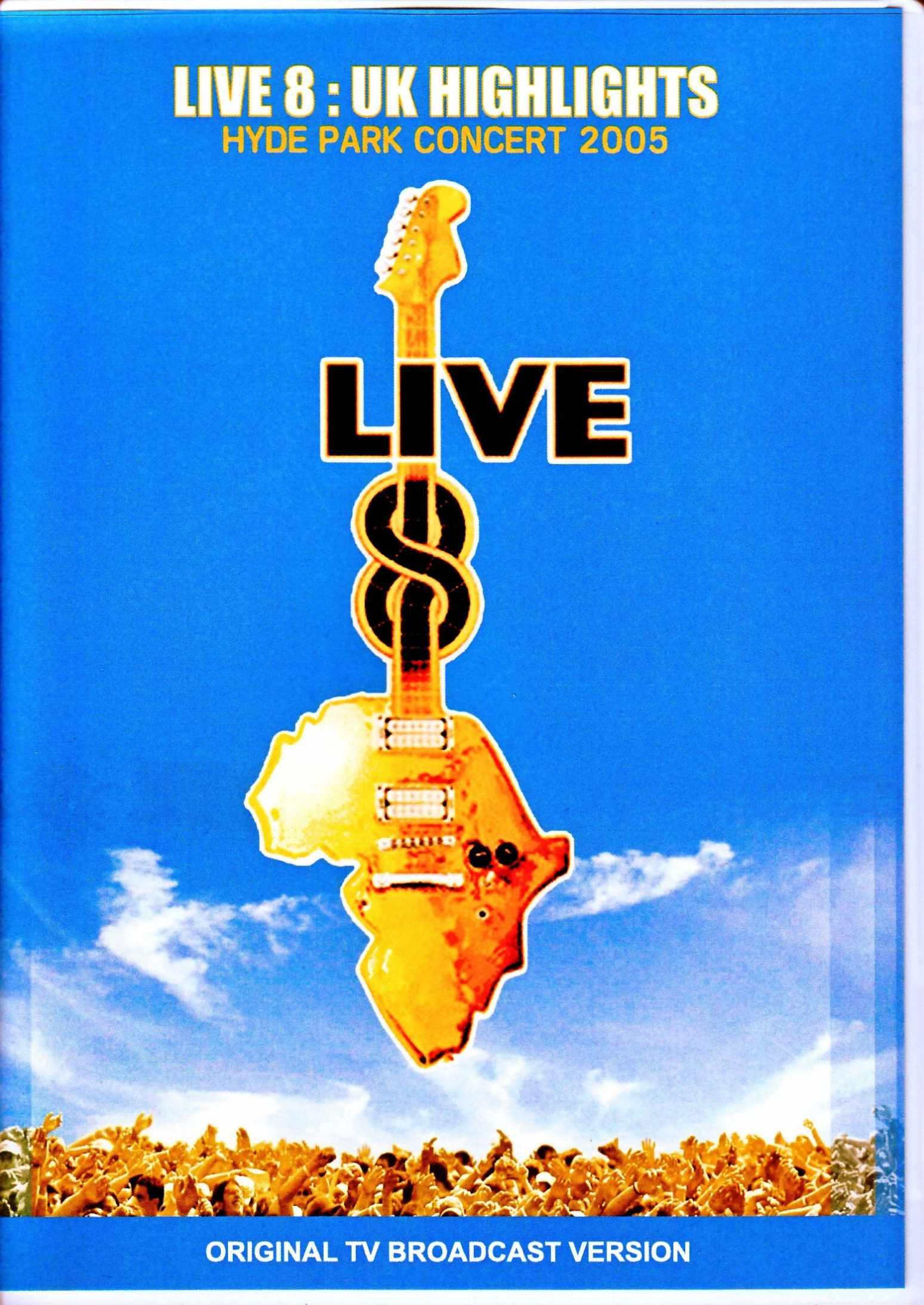 Various Artists Paul McCartney,Madonna,U2,Elton John,Sting,Who,Pink Floyd/London,UK 2005