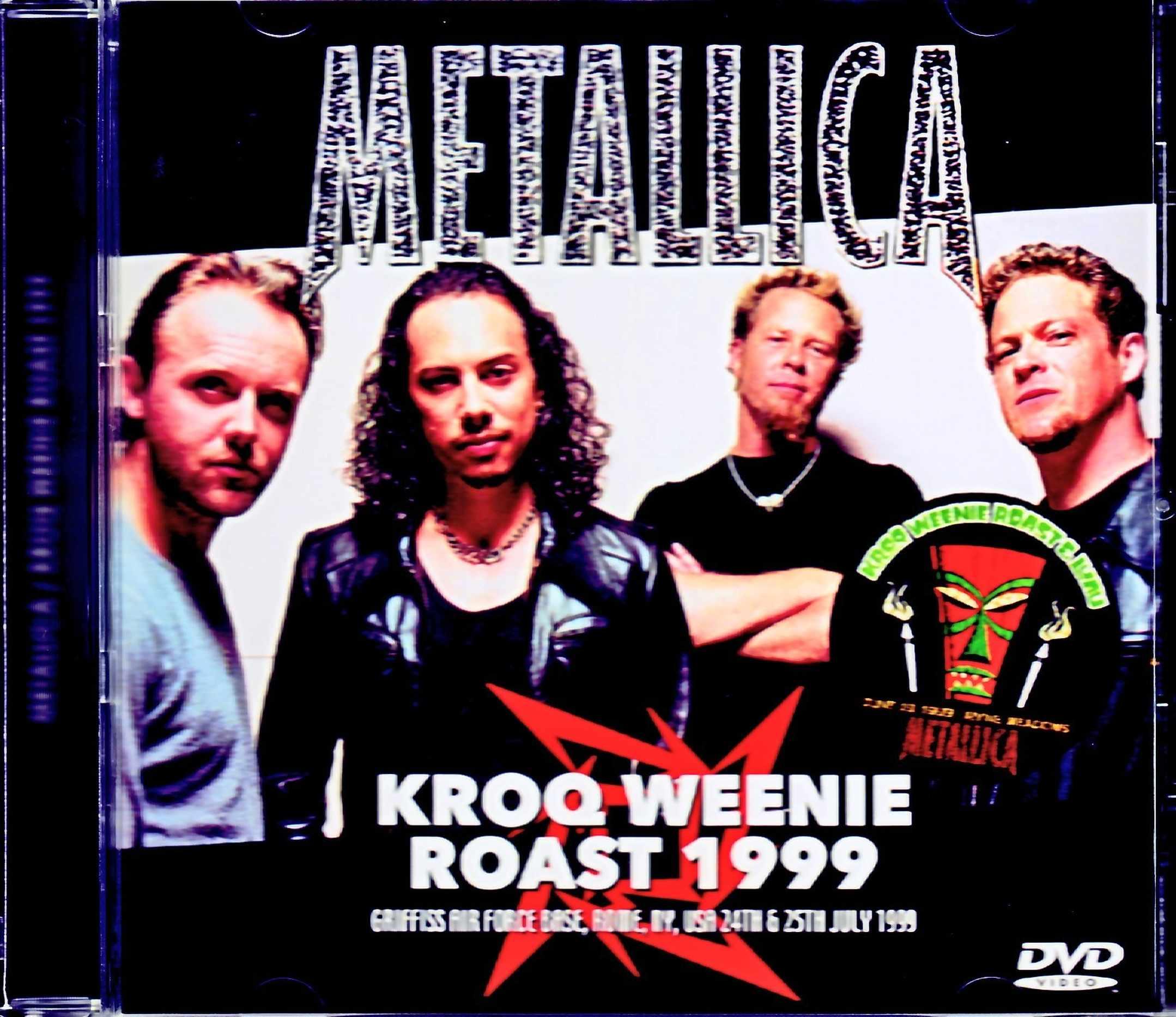 Metallica メタリカ/CA,USA 1999
