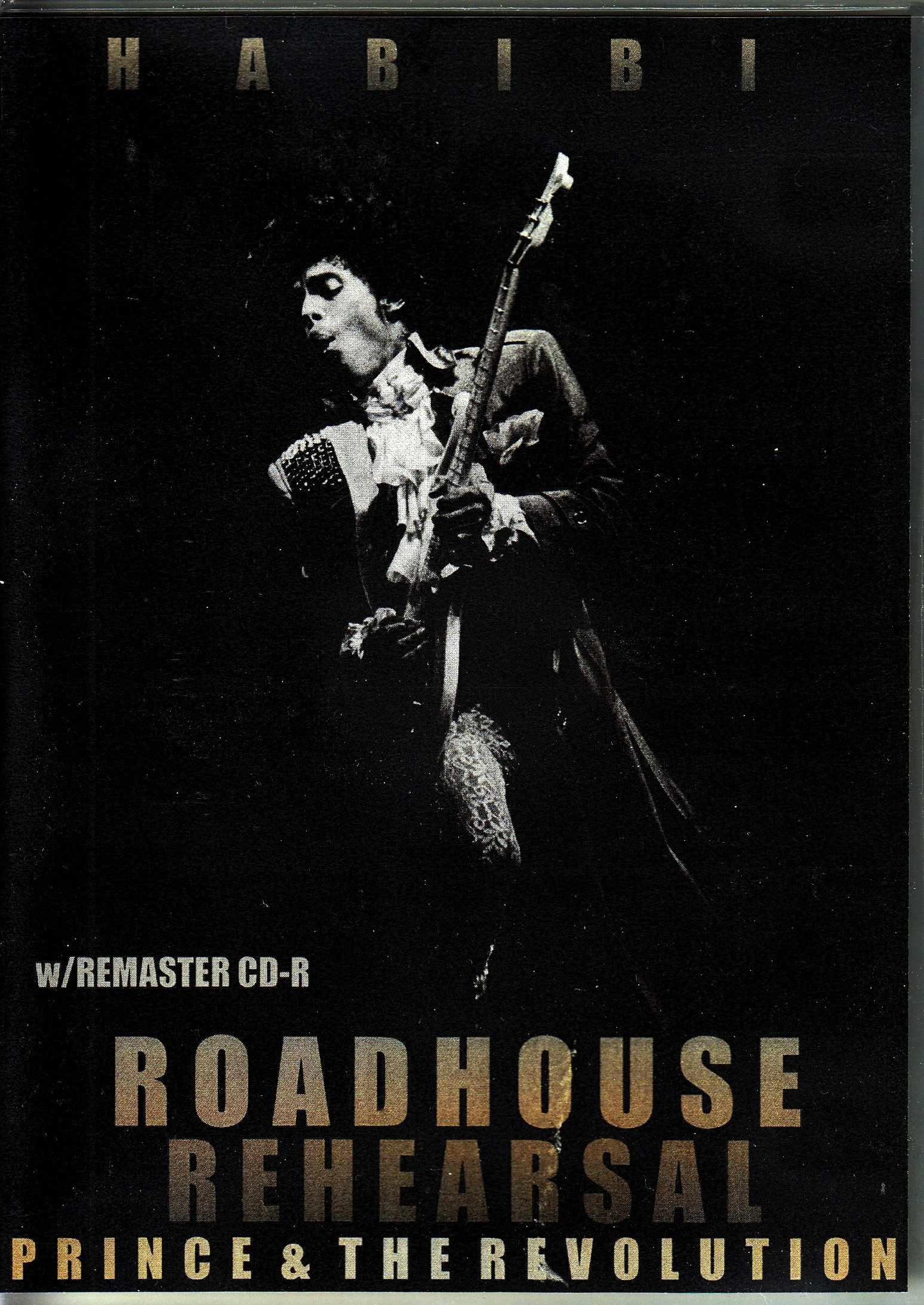 Prince & the Revolution プリンス/ワシントンの倉庫での誕生日ライブリハーサル 1984年 WA,USA 1984 Rehearsals V & S