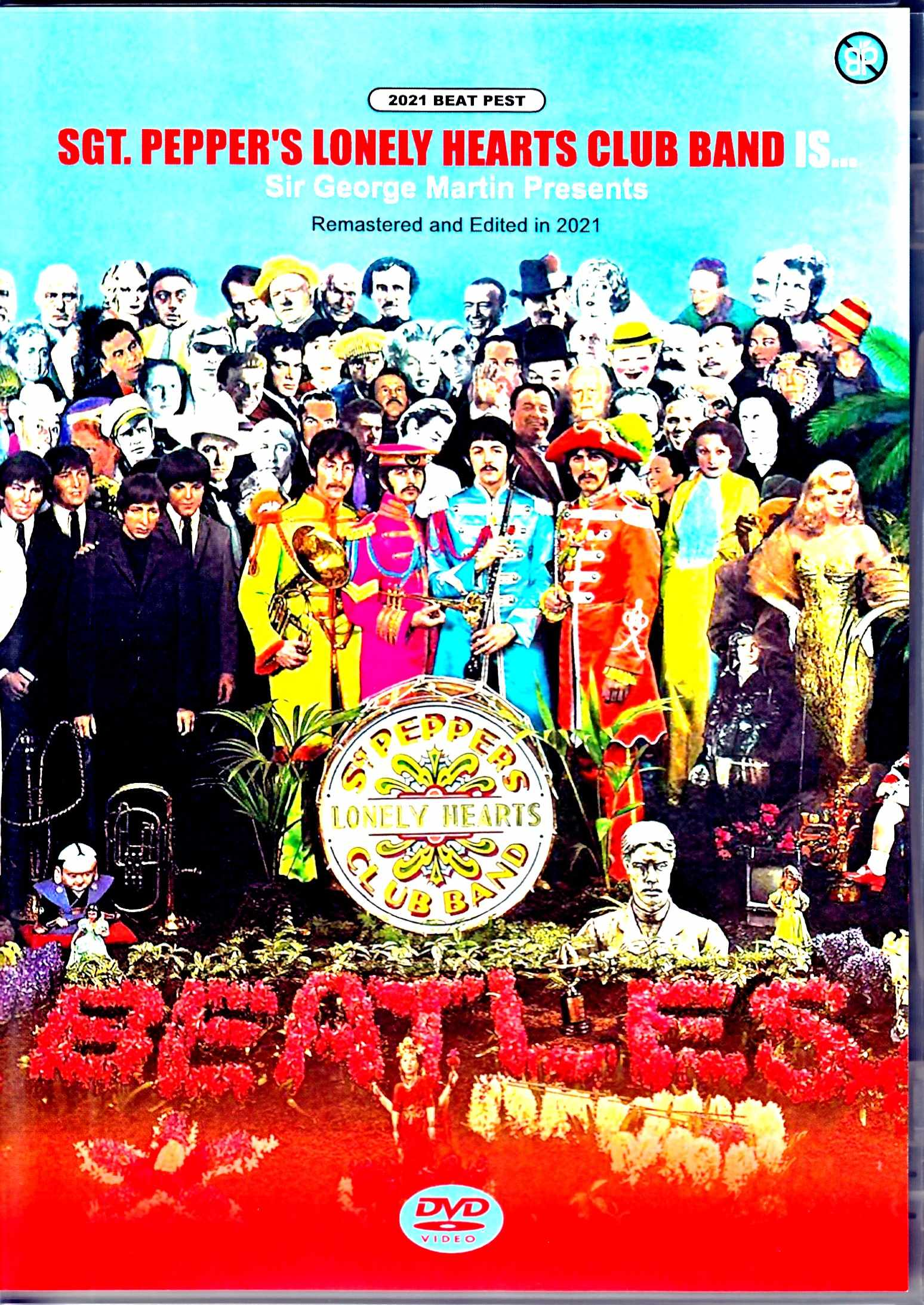 Beatles ビートルズ/サージェント・ペパーズ Making of Sgt. Pepper's Japanese Broadcast & more