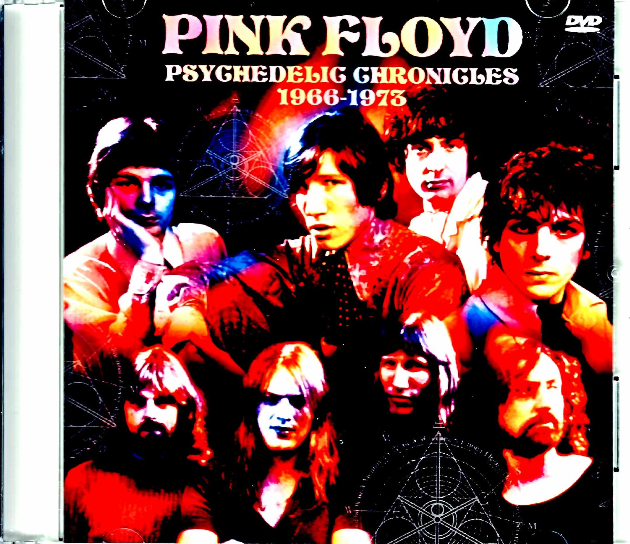 Pink Floyd ピンク・フロイド/Pro-Shot Collection 1968-1975