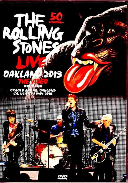 Rolling Stones ローリング・ストーンズ/CA,USA 5.5.2013
