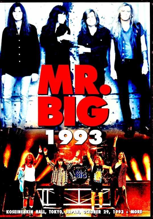 Mr. Big ミスター・ビッグ/England,UK 1993 V & S