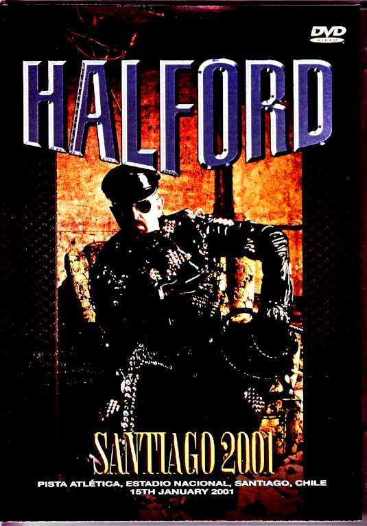 Halford ハルフォード/Chile 2001 Upgrade