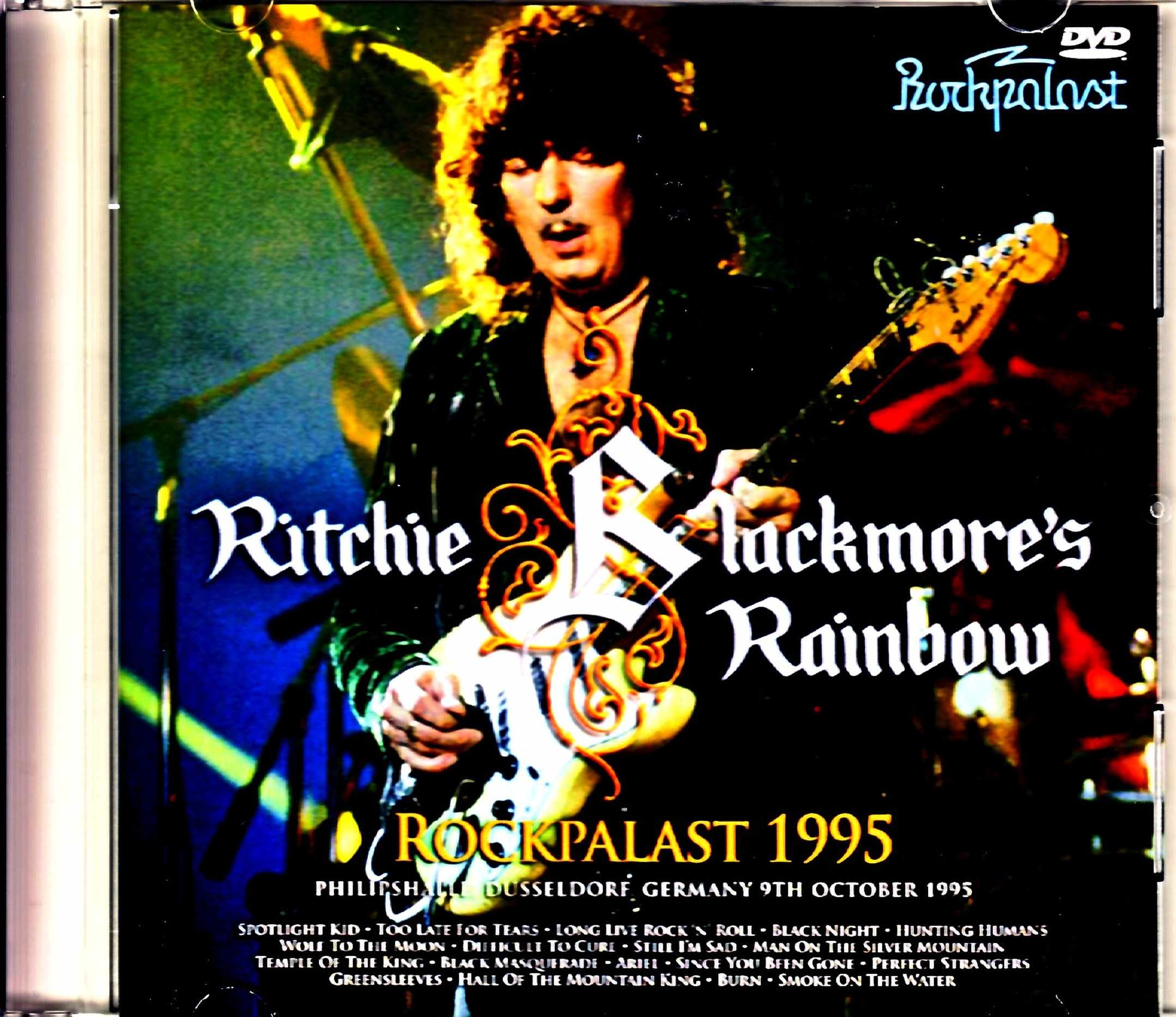 Ritchie Blackmore's Rainbow レインボー/Germany 1995 Best Quality