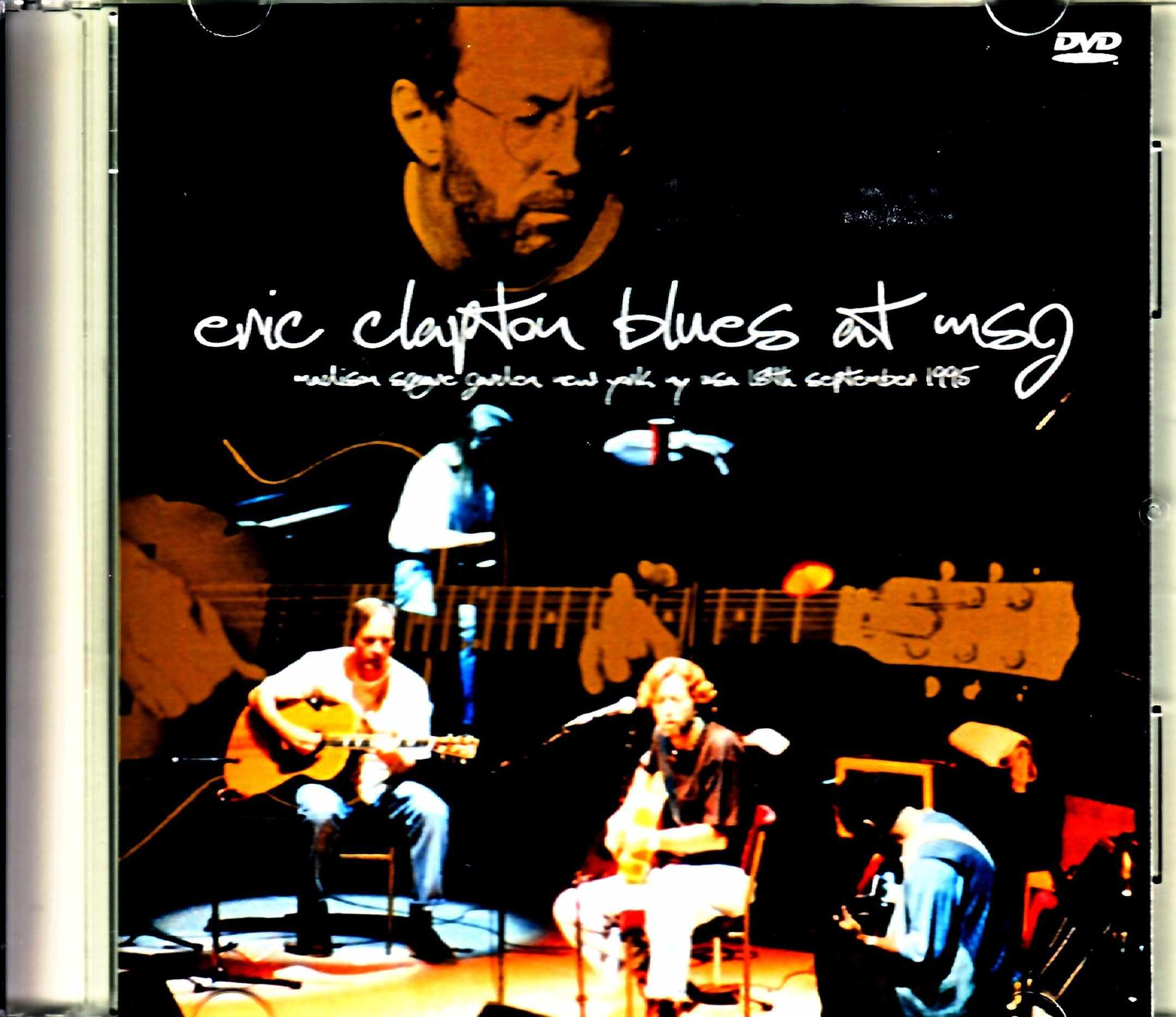 Eric Clapton エリック・クラプトン/NY,USA 9.18.1995