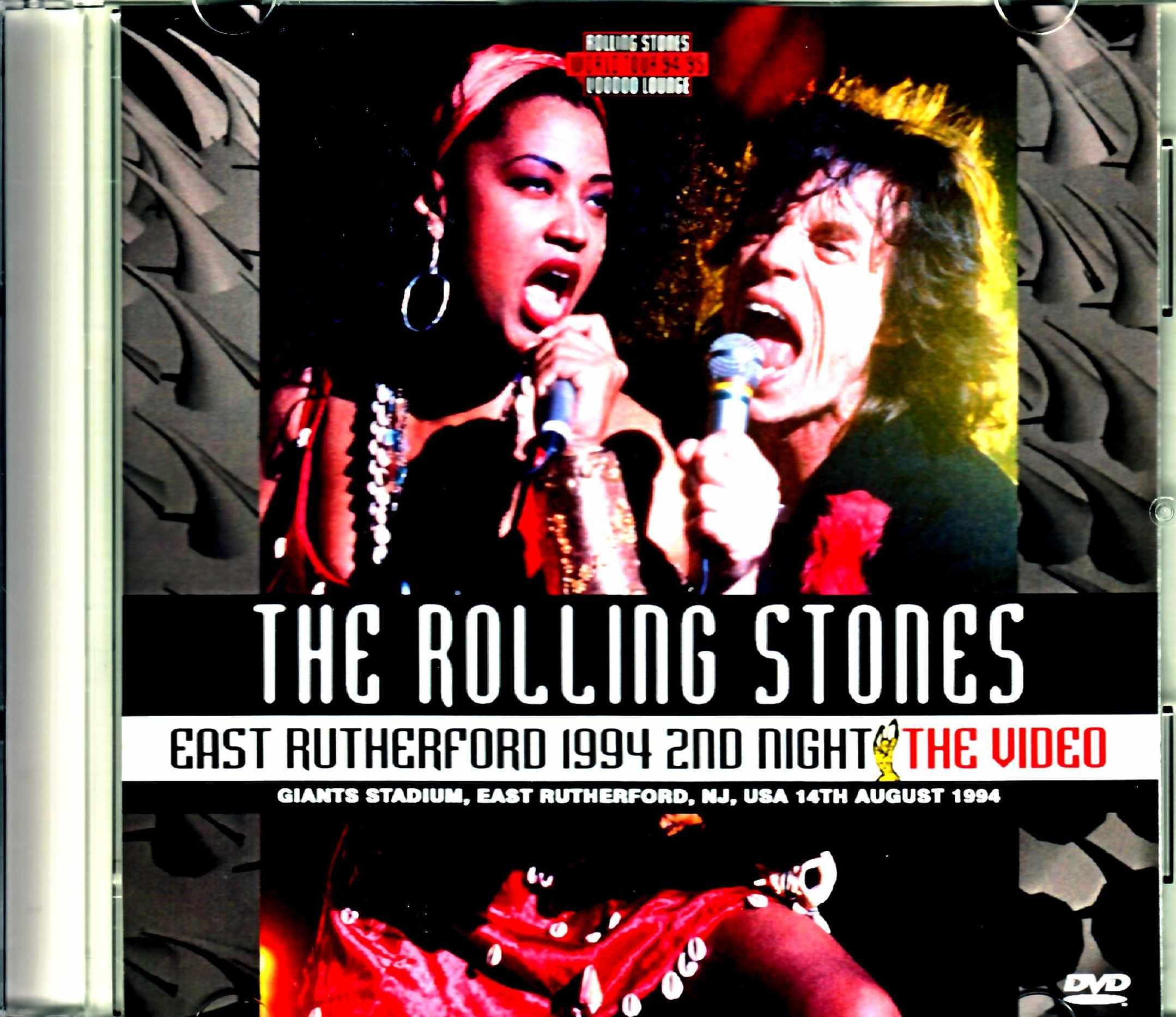 Rolling Stones ローリング・ストーンズ/NJ,USA 1994