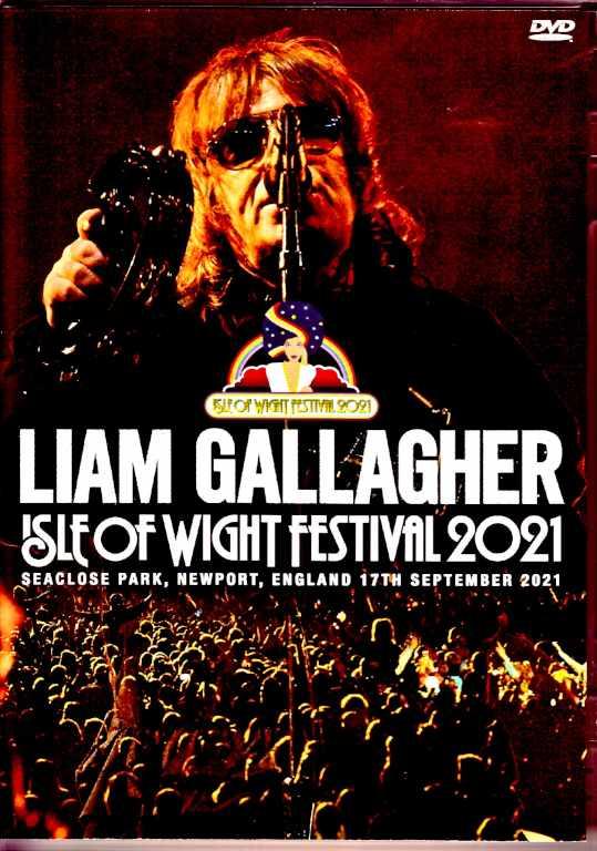 Liam Gallaghe リアム・ギャラガー/England,UK 9.17.2021
