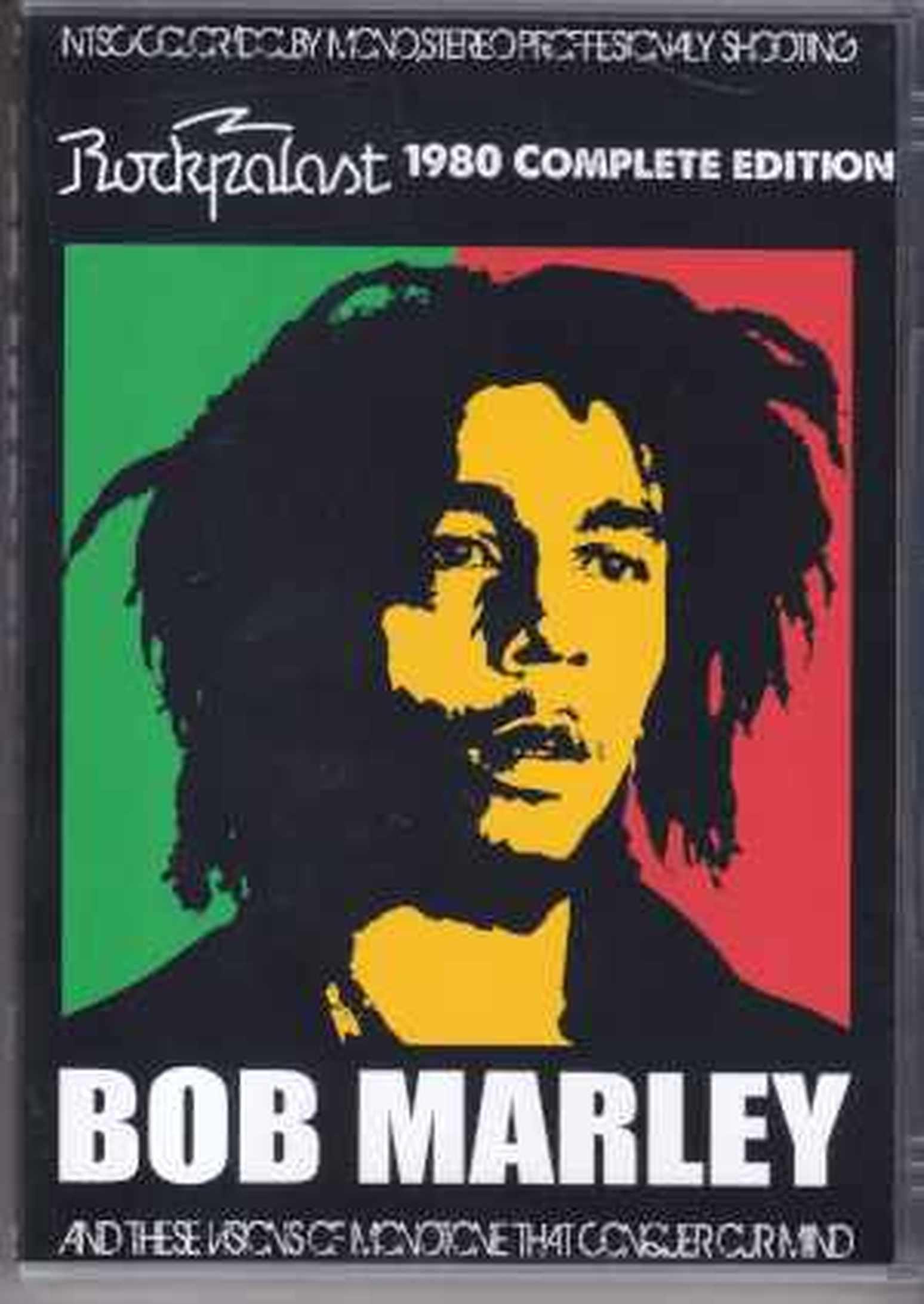 Bob Marley & the Wailers ボブ・マーレィ アンド・ザ・ウェイラーズ/Germany 1980
