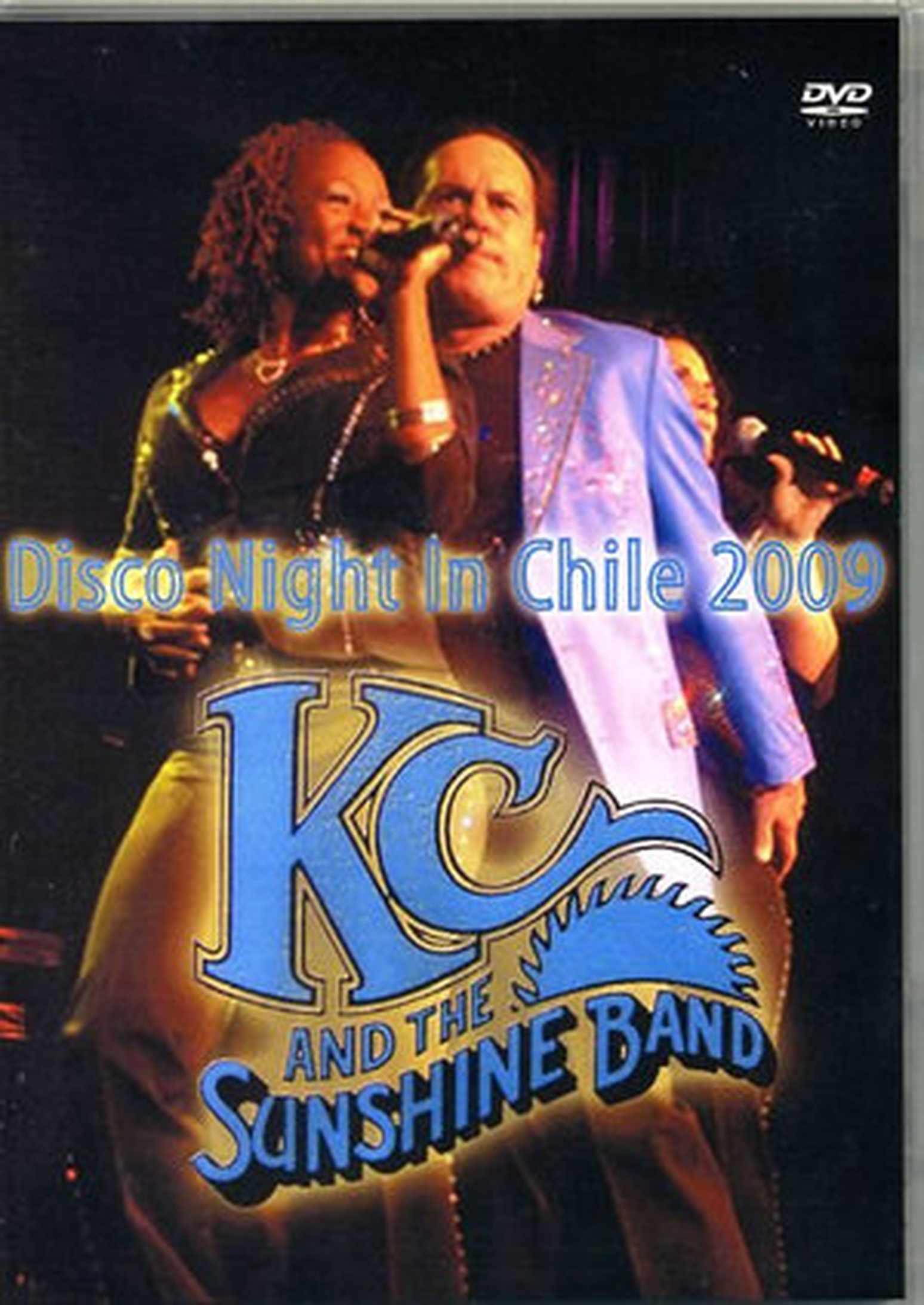 KC & The Sunshine Band KC アンド・ザ・サンシャイン・バンド/Chile 2009