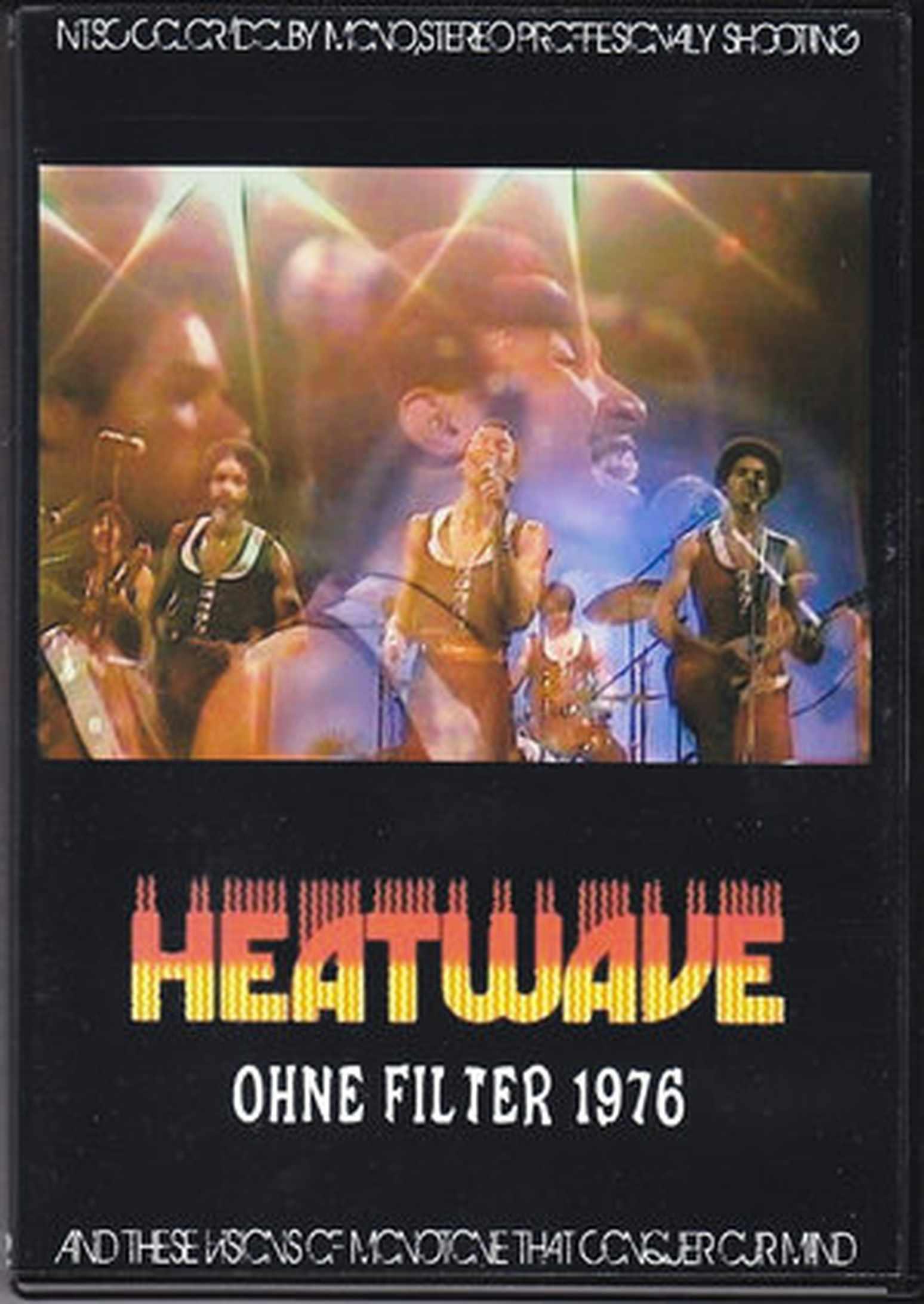 Heatwave ヒートウェイヴ/Germany 1976