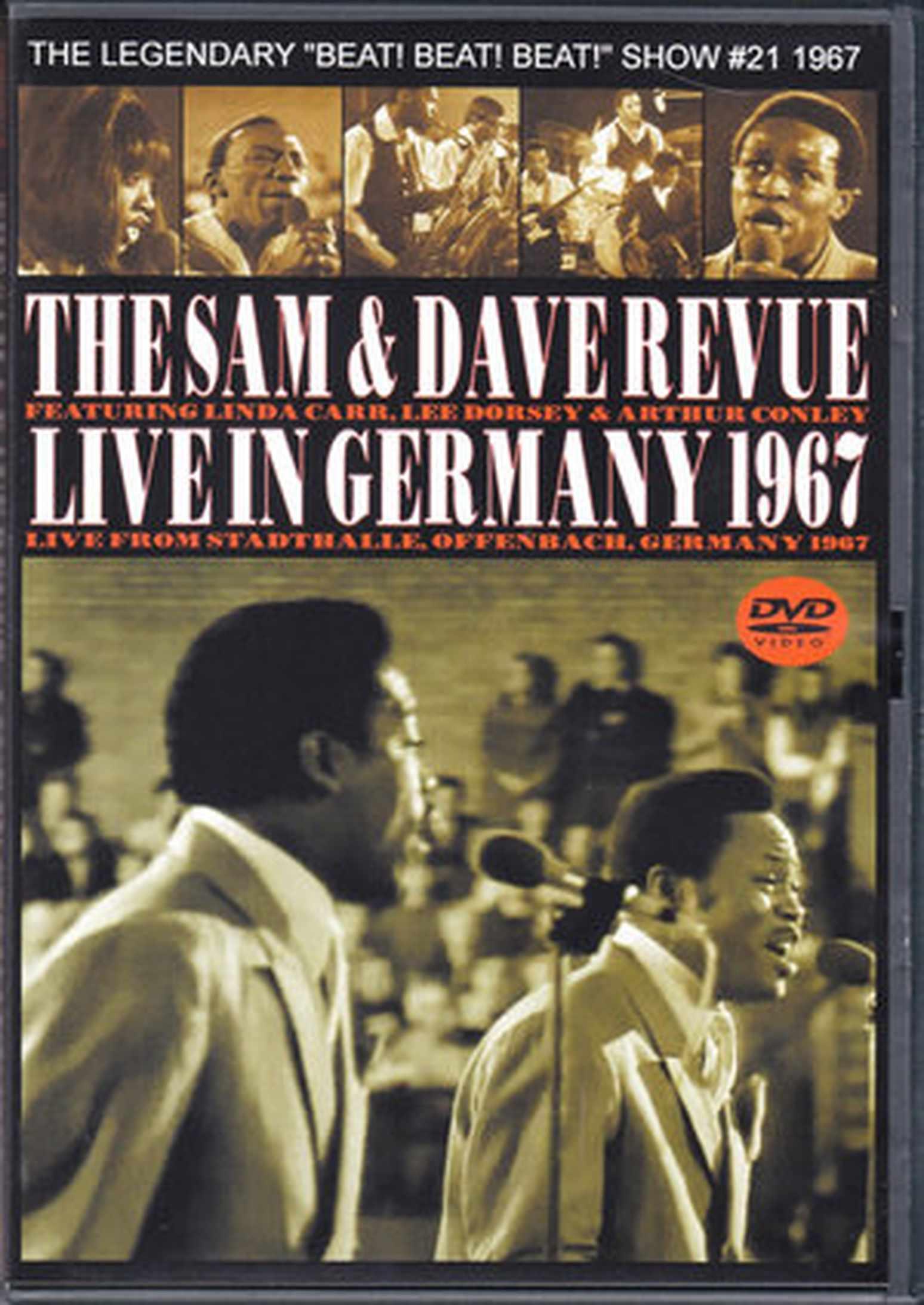 Sam & Dave サム・アンド・デイヴ/Germany 1967 & More