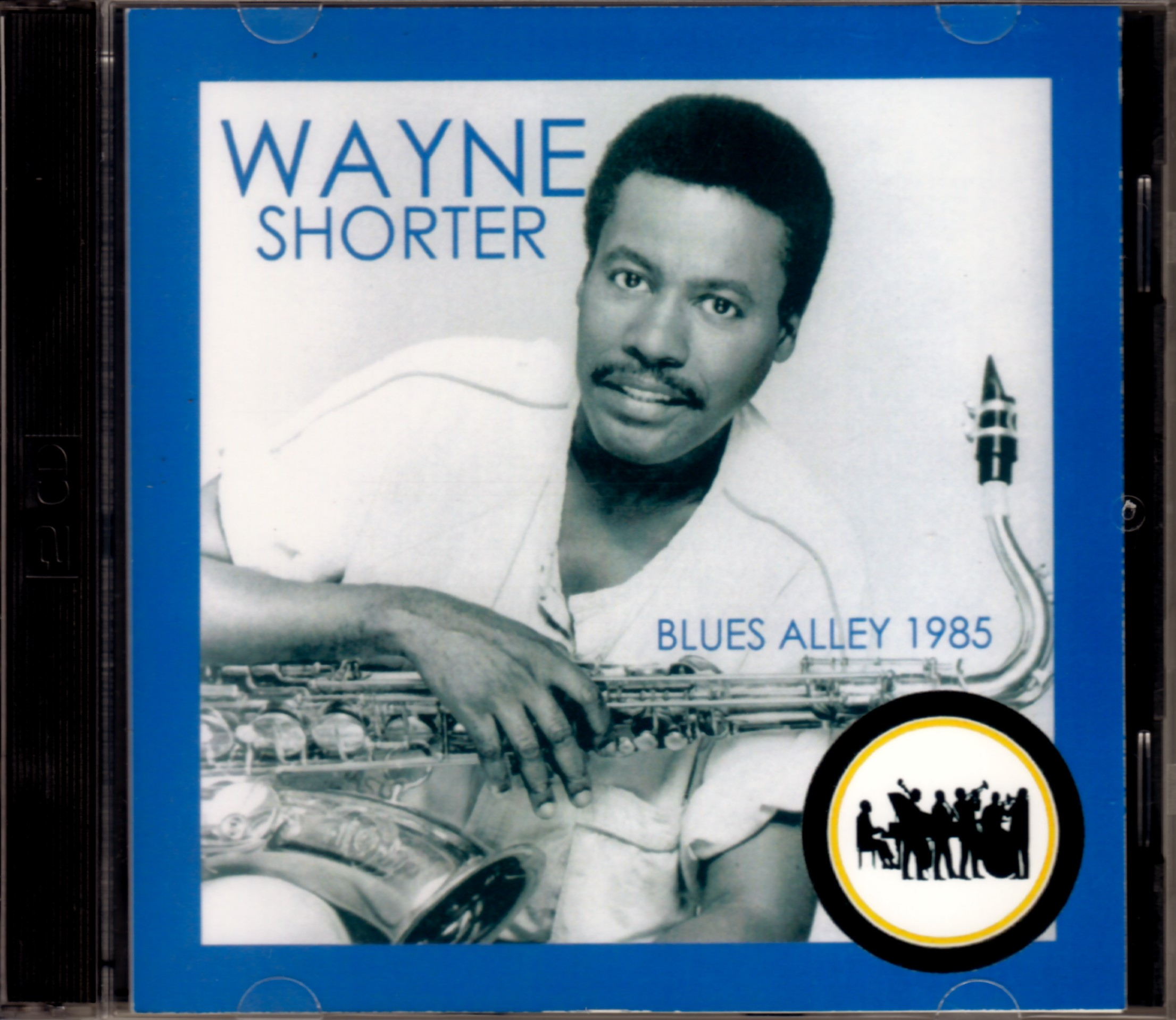 Wayne Shorter ウェイン・ショーター/Washington,USA 1985