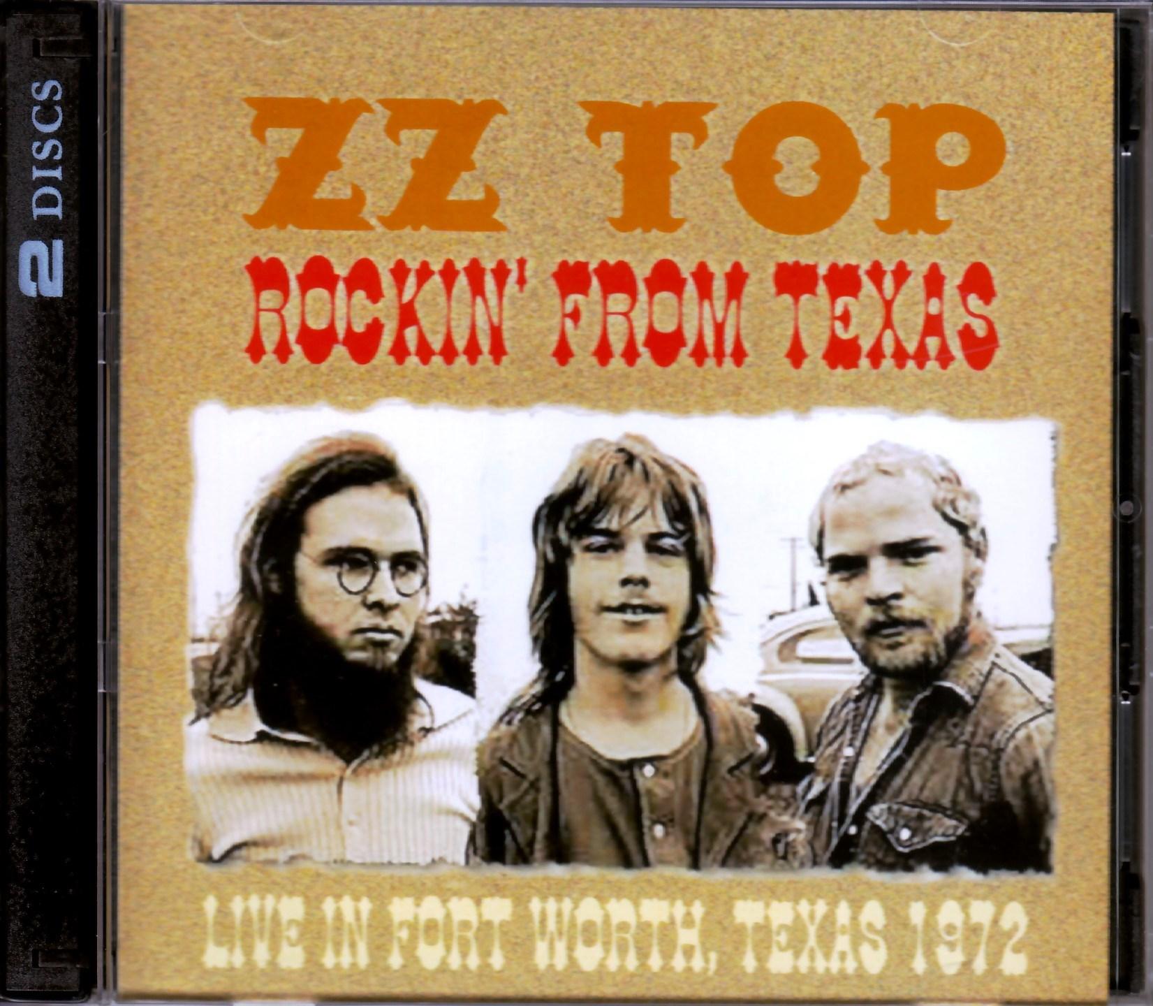 ZZ Top/TX,USA 1972