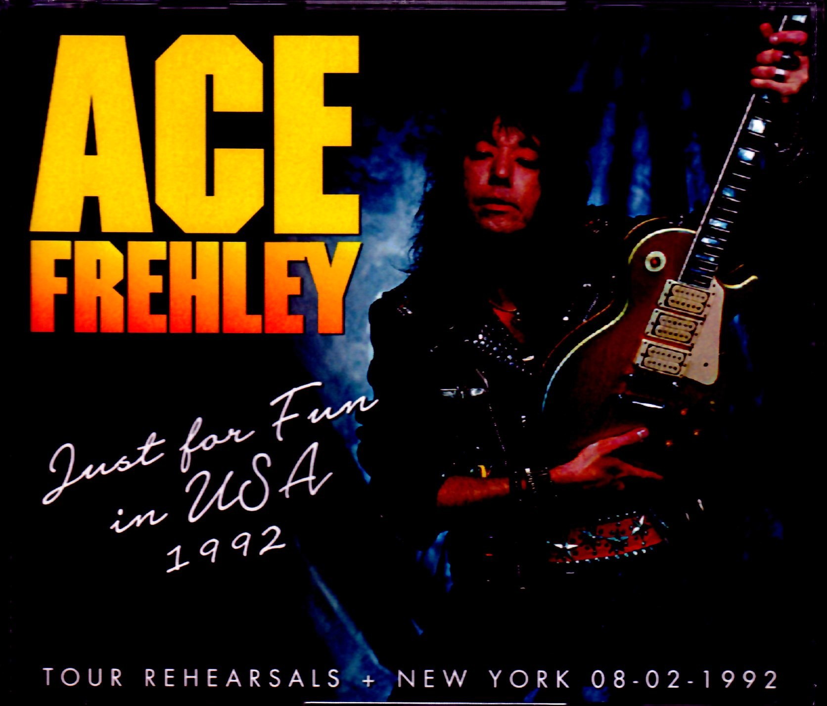 Ace Frehley エース・フレーリー/Rehearsals 1992 & more