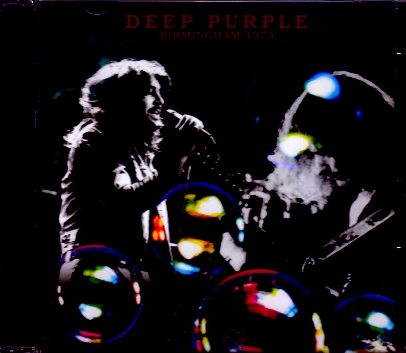 Deep Purple ディープ・パープル/UK 1973 Original Master