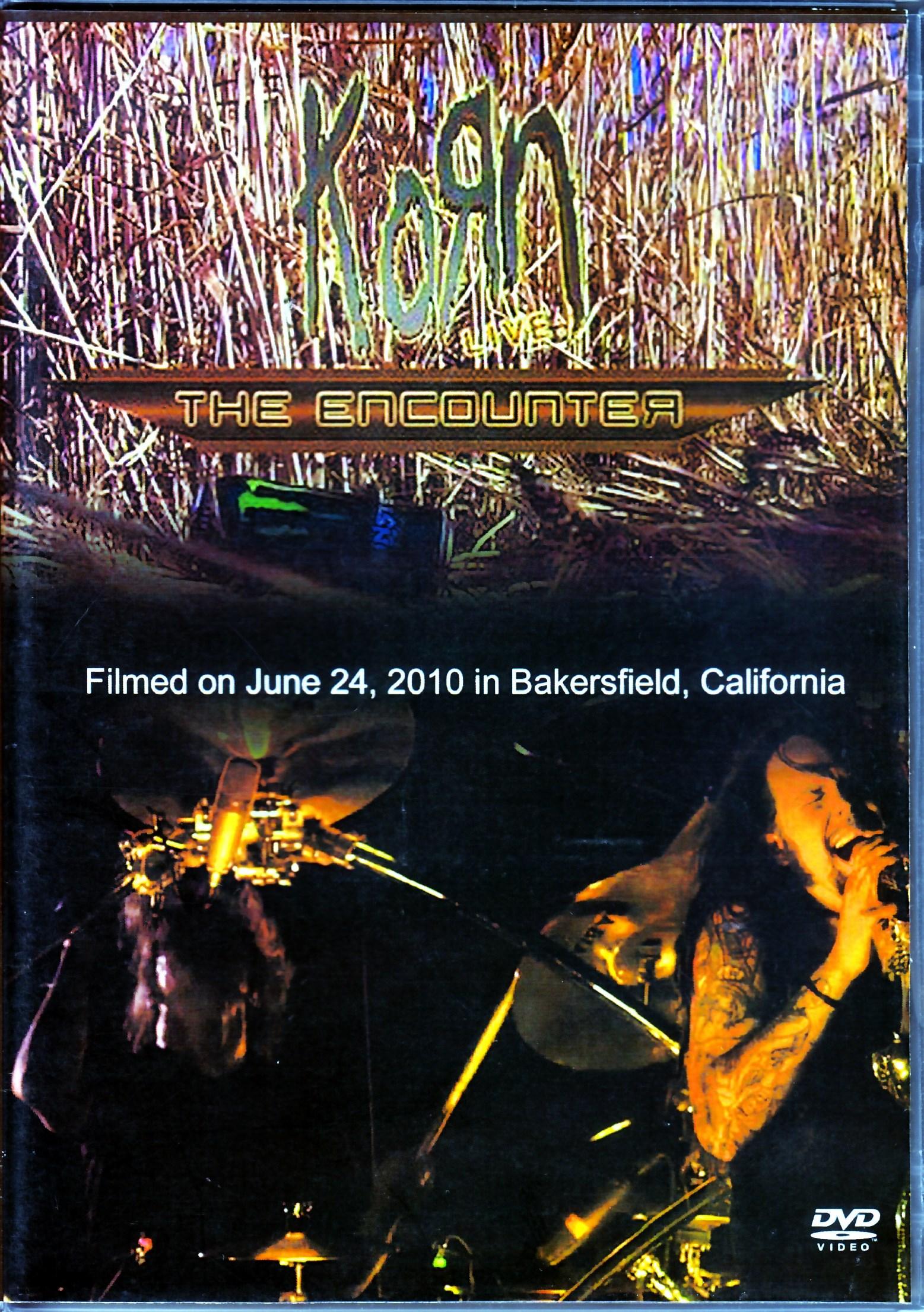 Korn コーン/CA,USA 2010 & more