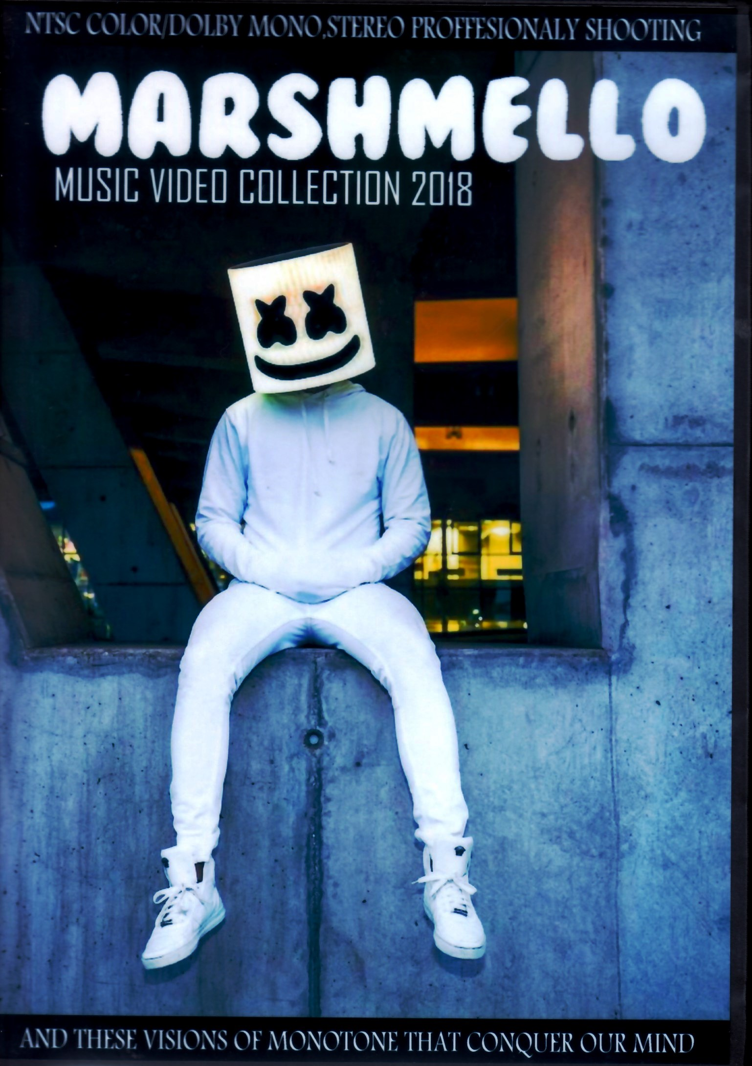 Marshmello マシュメロ/Music Video Collection 2018