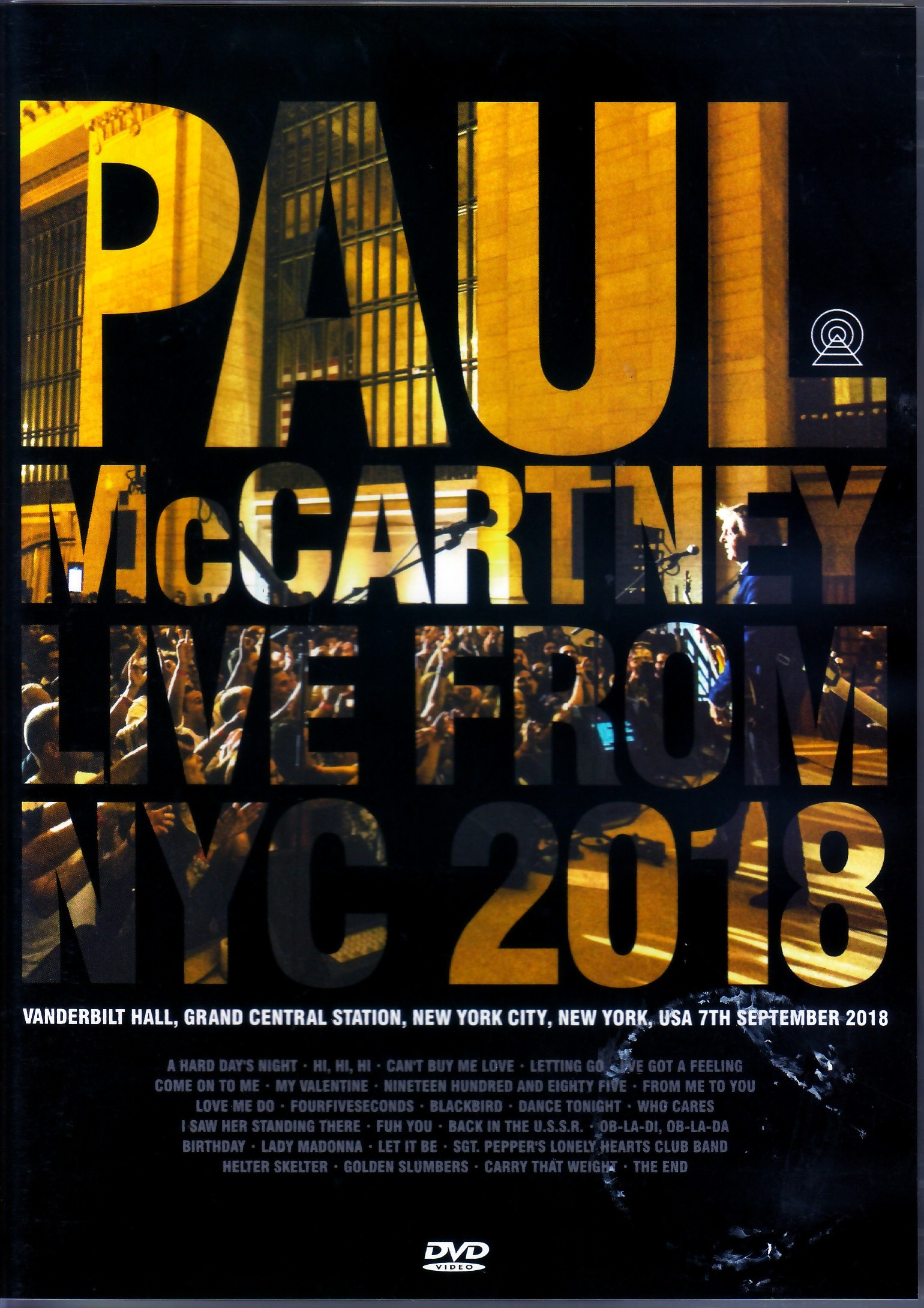 Paul McCartney ポール・マッカートニー/NY,USA 2018 & more