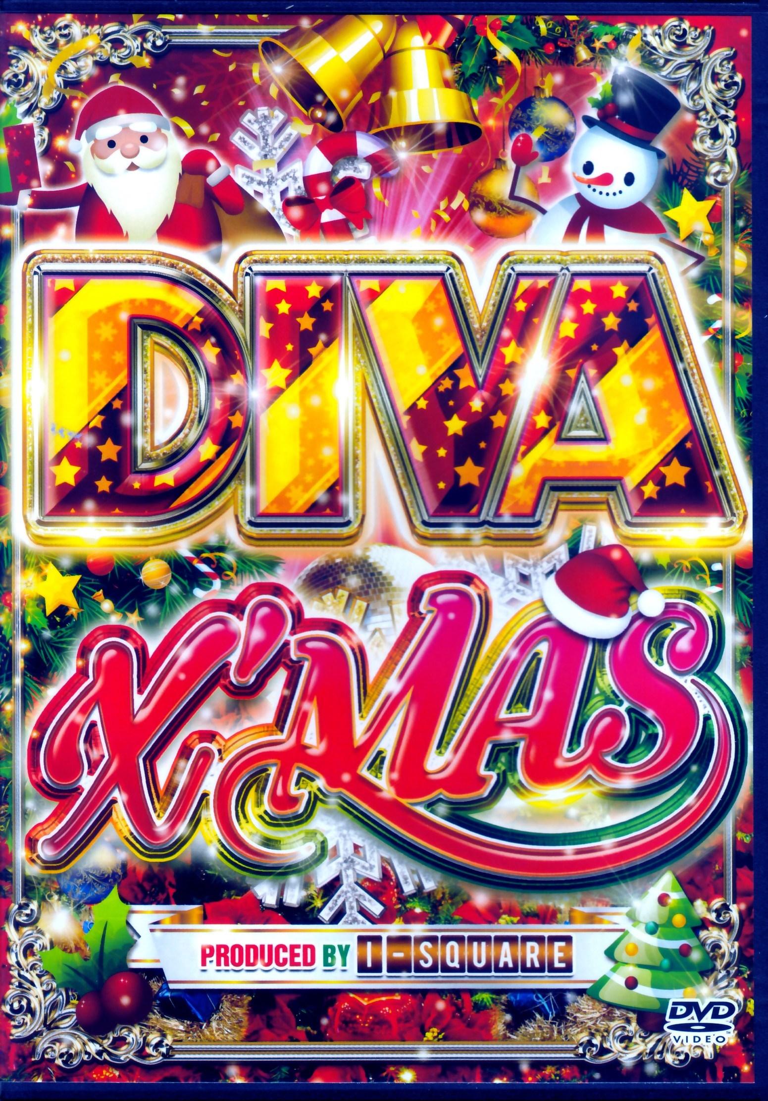 Various Artists Ariana Grande,Mariah Carey/Diva X'mas