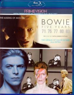 David Bowie デヴィッド・ボウイ/History 1971-1983 Blu-Ray Version