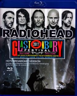 Radiohead レディオヘッド/England,UK 2017 Blu-Ray Ver.