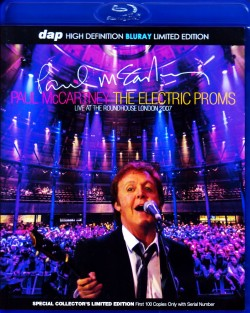 Paul McCartney ポール・マッカートニー/London,UK 2007 Blu-Ray Ver.