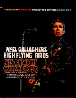Noel Gallagher's High Flying Birds ノエル・ギャラガー/UK 2019 & more Blu-Ray Ver.