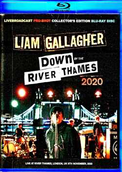 Liam Gallagher リアム・ギャラガー/London,UK 2020 Complete Blu-Ray Version