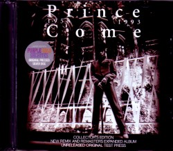 Prince プリンス/Come Remix and Remasters & more