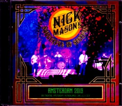 Nick Mason's Saucerful of Secrets ニック・メイスン/Netherlands 2019