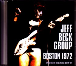 Jeff Beck Group ジェフ・ベック/MA,USA 1972